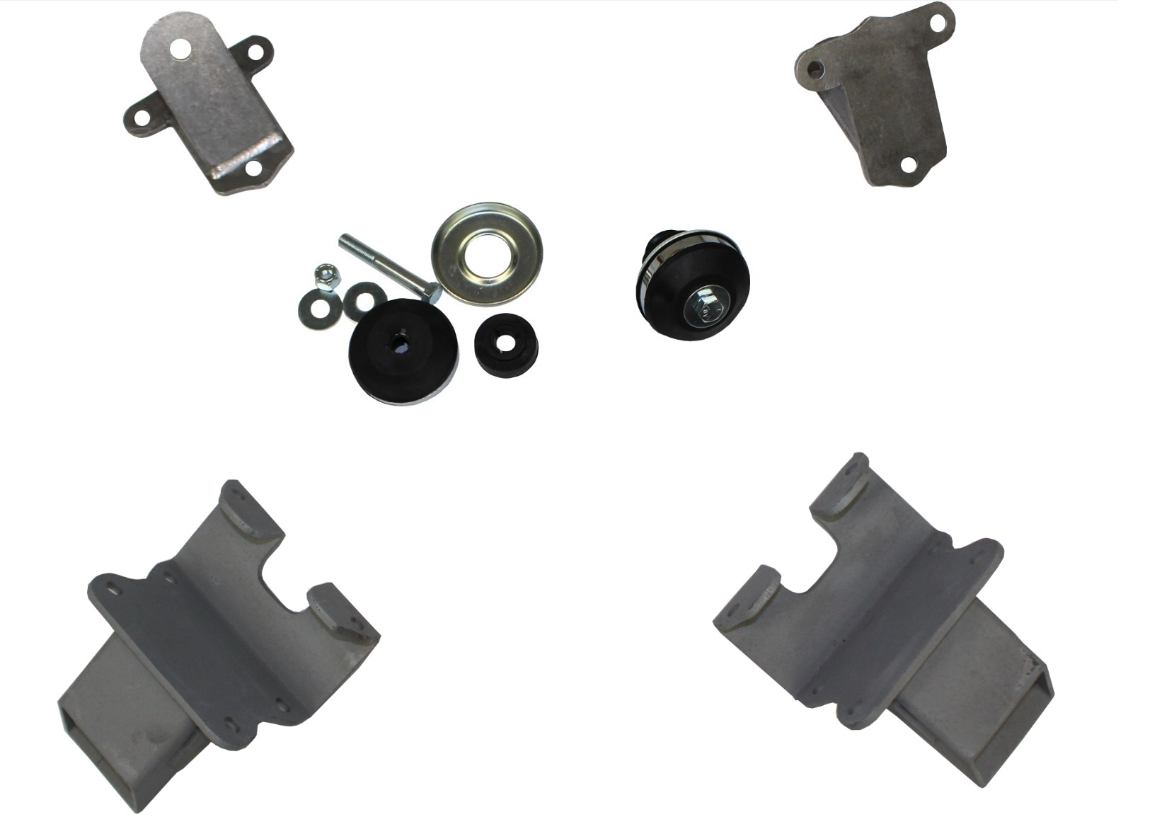 1936 Chevy Standard Small Block Chevy Engine Mounting Kit For IFS