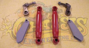 AR-2031 Weld-on Front Shock Kit for 1928-1931 Ford