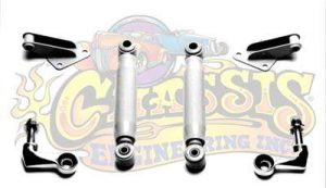 AR-2033 Bolt-on Front Shock Kit for 1933-1934 Ford