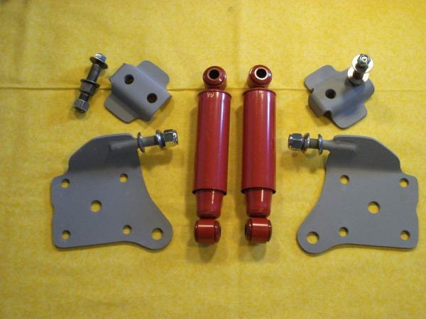 AR-2048 Rear Shock Kit for 1941-1948 Ford