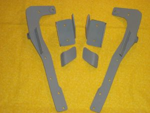 AS-2014 Leaf Spring Rear End Mounting Kit for 1935-early 1936 Ford