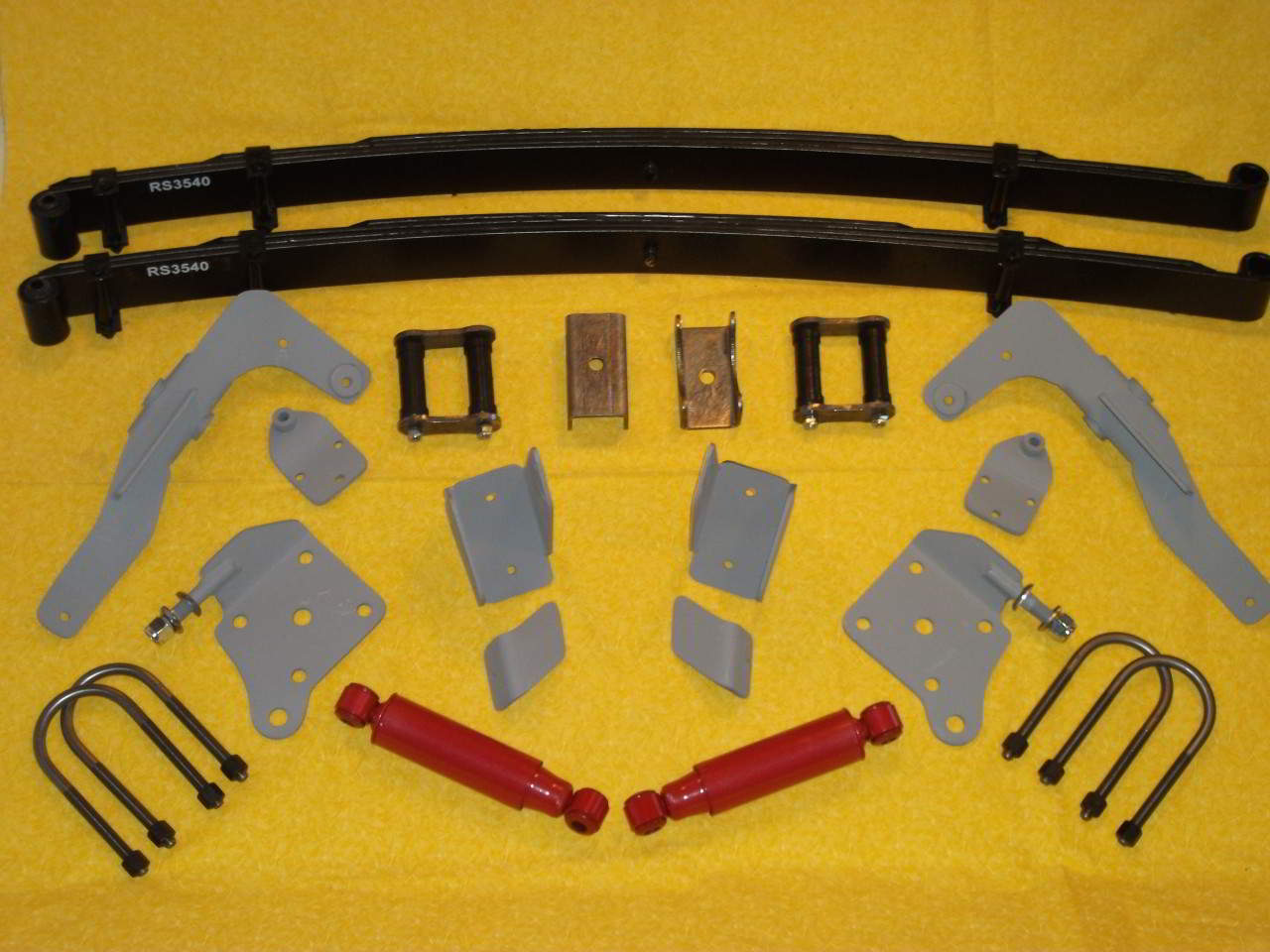 Chassis Engineering Blog Archive As 2016c Complete Leaf Spring 1941 Ford 1 2 Ton Pick Up Rear End Mounting Kit For Late 1936 1940