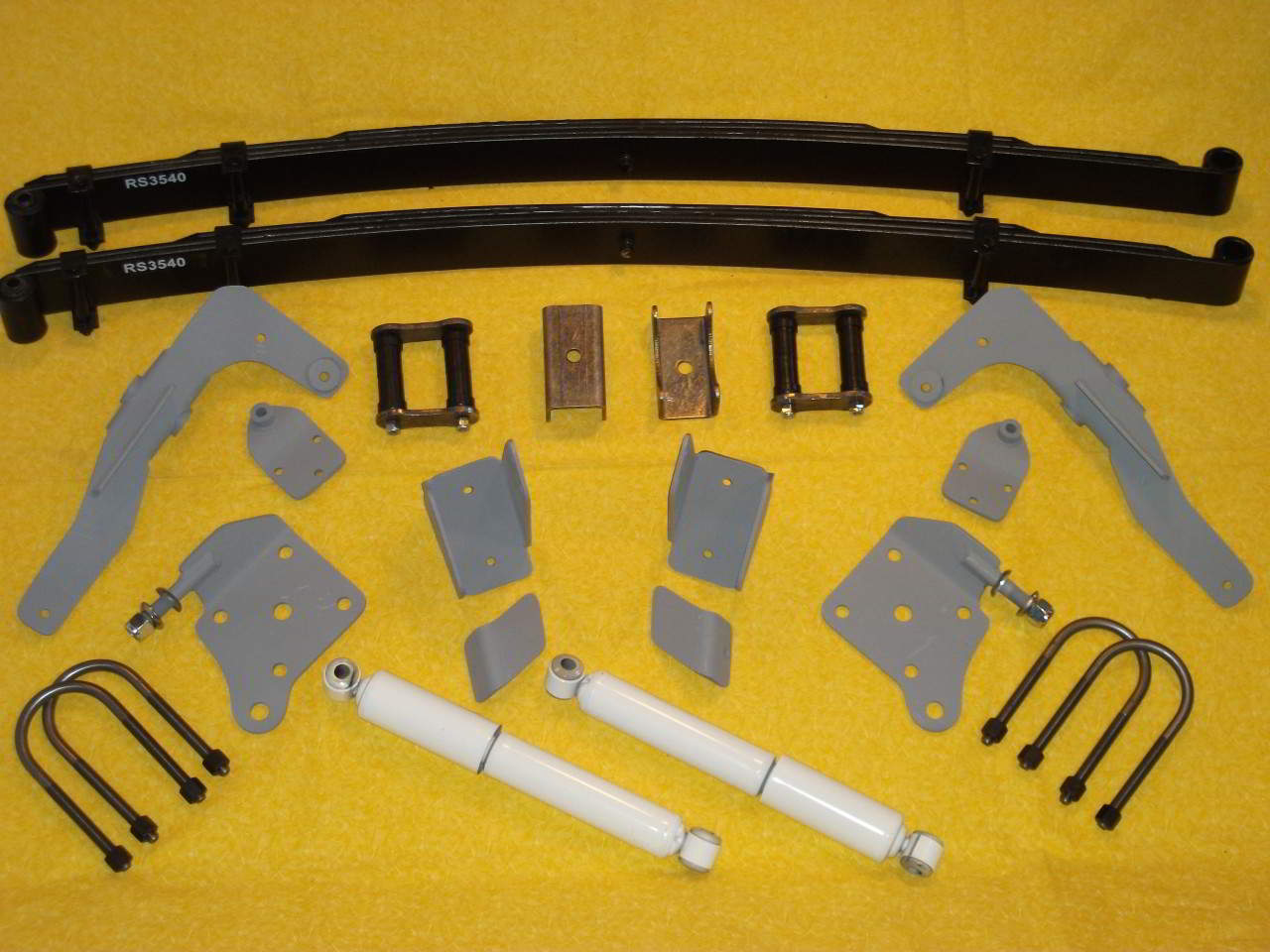 Chassis Engineering Blog Archive As 2016cg Complete Leaf Spring 1941 Ford 3 4 Ton Pickup Truck Rear End Mounting Kit For Late 1936 1940