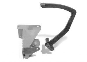 AS-2053 Brake Pedal And Pedal Mount Kit for 1948-1952 Ford Pickup Truck (w Pedal Arms,Mount Assembly)