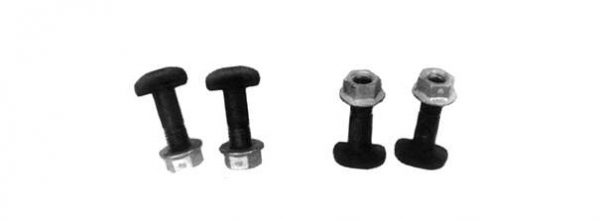 AU-2082 Upper A-Arm T-Bolts and Nuts for Pinto-Mustang II IFS