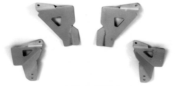 AU-2250A Radiator Mounts for 1935-1939 Ford