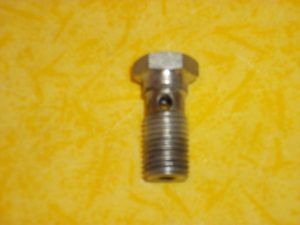 AU-3290 Brake Fitting Banjo Bolt 7/16 inch x 20 std