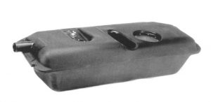 AU-5040P 1938-1941 Ford Gas Tank (17gal, Poly)