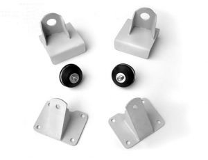 CP-1160LS Chevy LS Engine Mounting Kit for 1940-1954 Chevy & GMC 1/2 tn Pickup Truck