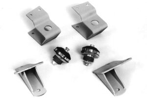 CP-2102 Small Block Chevy V8 Engine Mounting Kit for 1941-1948 Ford with solid axle