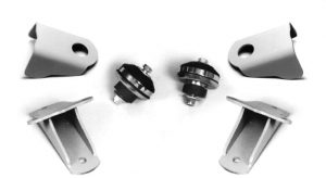 CP-2102G Small Block Chevy V8 Engine Mounting Kit for 1941-1948 Ford with non-CE P/M IFS