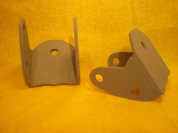 CS-4117  Mopar V8 Engine Mounts 17 inch (1964+  273-318)