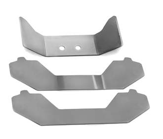 ES-1193 Transmission Mounting Kit for 1952-1954 Chevy (PowerGlide,700R,Standard)